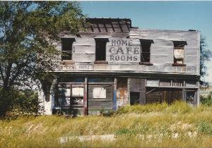 Carter, S.D. summer 1987-1 -town closed in 1962