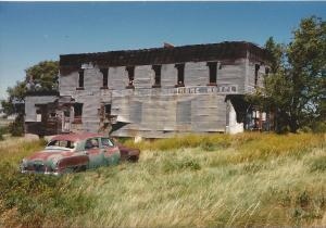 Carter, S.D. summer 1987-2 -town closed in 1962