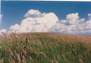 Clouds-Kansas-summer 1987