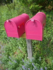 these years... waiting for the mail