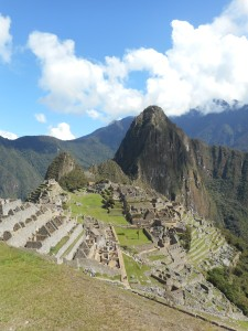 Machu Picchu a full day of steep sensation