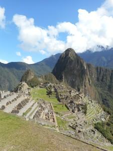 Machu Picchu a full day of steep sensation