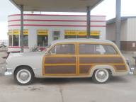 50 Ford station wagon- Murdo S.D.