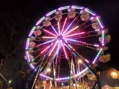 Ferris Wheel-T'burg Fairgrounds Aug. 2012