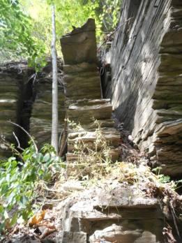 rock-shelves