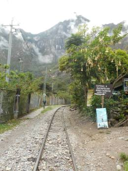 peru-end-of-the-dirt-road-at-a-hydro-electric-plant-begin-to-walk-the-rail-line