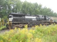locomotive breath in Ithaca 9-14-13