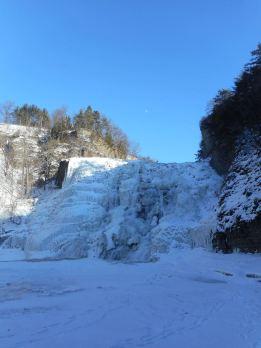 Ithaca Falls 1-28-15--